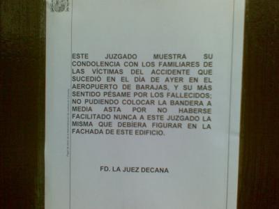 Puerta Juzgado de Icod