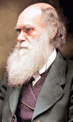 Felicidades, Mr Darwin